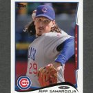 2014 Topps Mini Baseball #239 Jeff Samardzija - Chicago Cubs