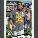 2014 Topps Mini Baseball #226 Sean Doolittle - Oakland Athletics