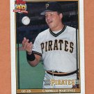 1991 Topps Baseball #779 Carmelo Martinez - Pittsburgh Pirates