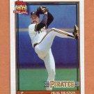 1991 Topps Baseball #451 Neal Heaton - Pittsburgh Pirates