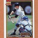 1991 Topps Baseball #066 Terry Kennedy - San Francisco Giants