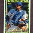 1994 Topps Baseball #329 Matt Walbeck - Chicago Cubs