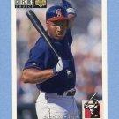 1994 Collector's Choice Baseball #356 Bo Jackson - California Angels