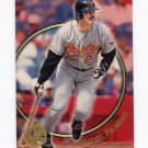 1996-97 Topps Members Only 55 Baseball #37 Rafael Palmeiro - Baltimore Orioles