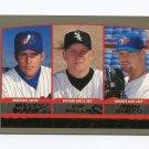 2000 Topps Baseball #205 John Sneed RC / Kip Wells / Matt Blank