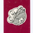 1991 Studio Baseball #NNO Title Card