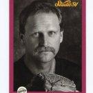 1991 Studio Baseball #241 Larry Andersen - San Diego Padres