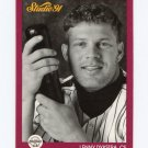 1991 Studio Baseball #213 Lenny Dykstra - Philadelphia Phillies