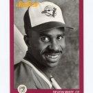 1991 Studio Baseball #139 Devon White - Toronto Blue Jays