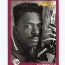 1991 Studio Baseball #123 Julio Franco - Texas Rangers