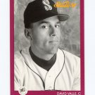 1991 Studio Baseball #120 David Valle - Seattle Mariners