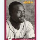 1991 Studio Baseball #119 Harold Reynolds - Seattle Mariners