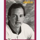 1991 Studio Baseball #026 Wally Joyner - California Angels