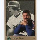 1992 Studio Baseball #250 Dickie Thon - Texas Rangers
