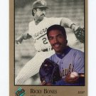 1992 Studio Baseball #192 Ricky Bones - Milwaukee Brewers