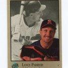 1992 Studio Baseball #149 Lance Parrish - California Angels