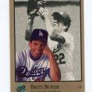 1992 Studio Baseball #041 Brett Butler - Los Angeles Dodgers