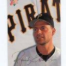 1993 Studio Baseball #219 Randy Tomlin - Pittsburgh Pirates