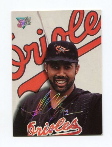 1993 Studio Baseball #190 Harold Baines - Baltimore Orioles