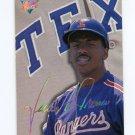 1993 Studio Baseball #103 Julio Franco - Texas Rangers