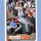 1999 UD Choice Baseball #060 Rafael Palmeiro - Baltimore Orioles