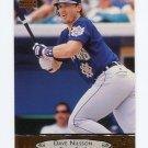 1996 Upper Deck Baseball #119 Dave Nilsson - Milwaukee Brewers