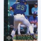 1998 Upper Deck Baseball #511 David Segui - Seattle Mariners