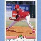 1992 Classic/Best Baseball #013 Steve Dixon - Arkansas Travelers (Cardinals)