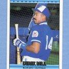 1992 Donruss Baseball #581 Derek Bell - Toronto Blue Jays