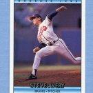 1992 Donruss Baseball #081 Steve Avery - Atlanta Braves