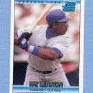 1992 Donruss Baseball #017 Pat Lennon RR - Seattle Mariners