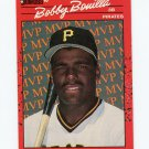 1990 Donruss Baseball Bonus Cards #BC16 Bobby Bonilla - Pittsburgh Pirates
