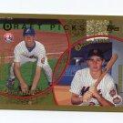 1999 Topps Baseball #215 Josh McKinley / Jason Tyner RC - Expos / Mets