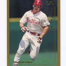 1999 Topps Baseball #125 Scott Rolen - Philadelphia Phillies