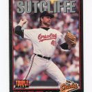 1993 Triple Play Baseball #106 Rick Sutcliffe - Baltimore Orioles