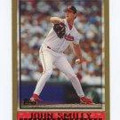 1998 Topps Baseball #419 John Smiley - Cleveland Indians