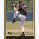 1998 Topps Baseball #416 Scott Erickson - Baltimore Orioles