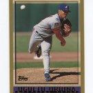 1998 Topps Baseball #396 Ugueth Urbina - Montreal Expos