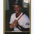 1998 Topps Baseball #349 Fred McGriff - Tampa Bay Devil Rays