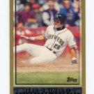 1998 Topps Baseball #327 Jeff Cirillo - Milwaukee Brewers