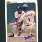 1992 Upper Deck Baseball #272 Tony Fernandez - San Diego Padres
