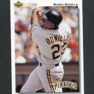 1992 Upper Deck Baseball #225 Bobby Bonilla - Pittsburgh Pirates