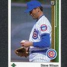 1989 Upper Deck Baseball #799 Steve Wilson - Chicago Cubs
