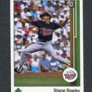 1989 Upper Deck Baseball #786 Shane Rawley - Minnesota Twins