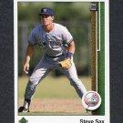 1989 Upper Deck Baseball #748 Steve Sax - New York Yankees