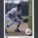 1989 Upper Deck Baseball #746 Hensley Meulens RC - New York Yankees