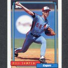 1992 Topps Baseball #566 Bill Sampen - Montreal Expos