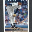 1993 Upper Deck Baseball #326 Melido Perez - New York Yankees