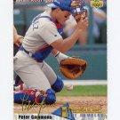 1993 Upper Deck Baseball #468 Ivan Rodriguez IN - Texas Rangers