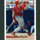 1993 Upper Deck Baseball #247 John Kruk - Philadelphia Phillies